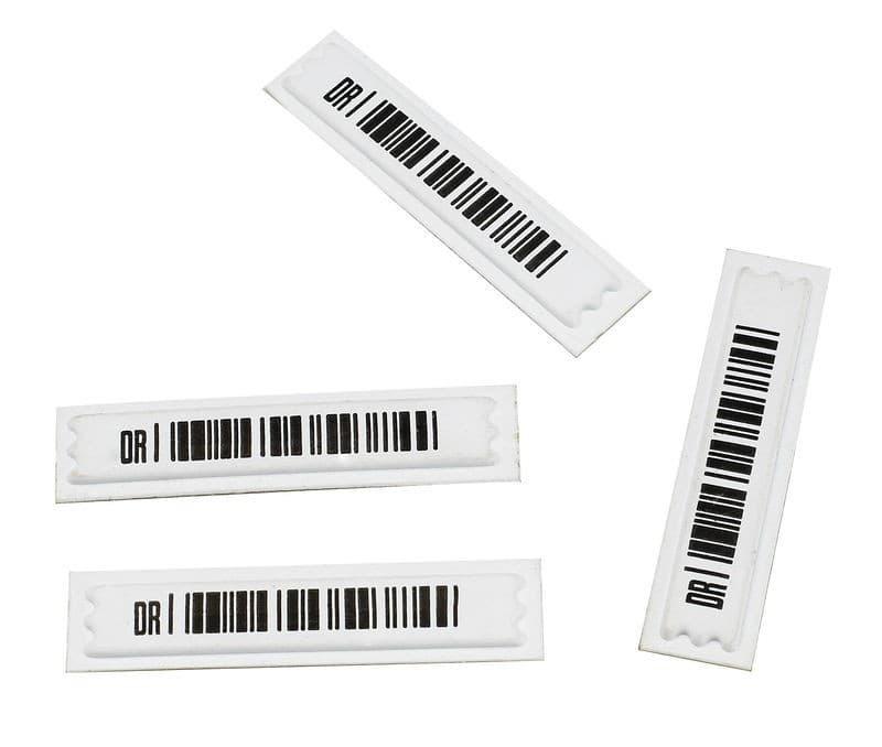Для производства защитных наклеек заказчик обратился в нашу компанию